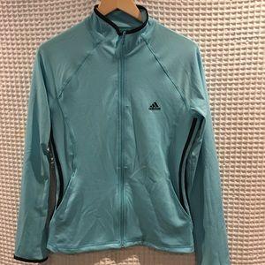 Adidas full zip sweatshirt. Size M. New